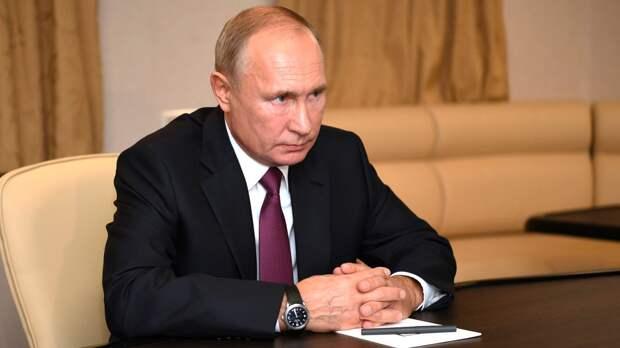 Путин призвал Израиль и Палестину остановить насилие. События дня