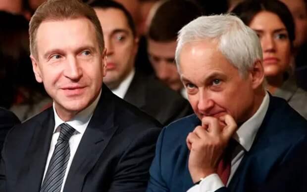 Государственник Белоусов начинает новую битву.. Следующая цель – креатура Чубайса, и Медведева — Шувалов…