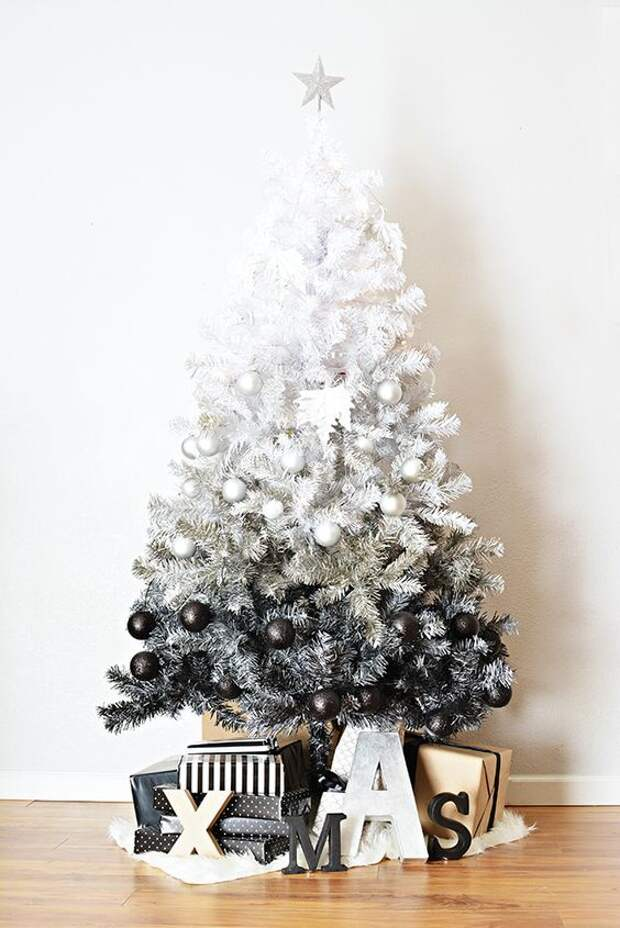 Чёрно-белые подарки (идеи)
