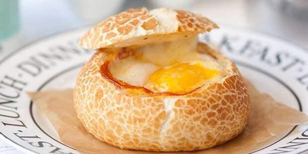 Оригинальные способы приготовления яиц