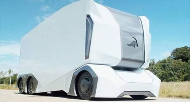 Водители больше не нужны: Крупные компании отдают предпочтение беспилотным грузовикам