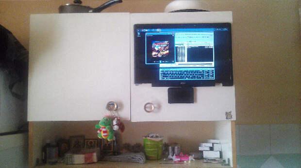 Картинки по запросу Старый ноутбук на кухне