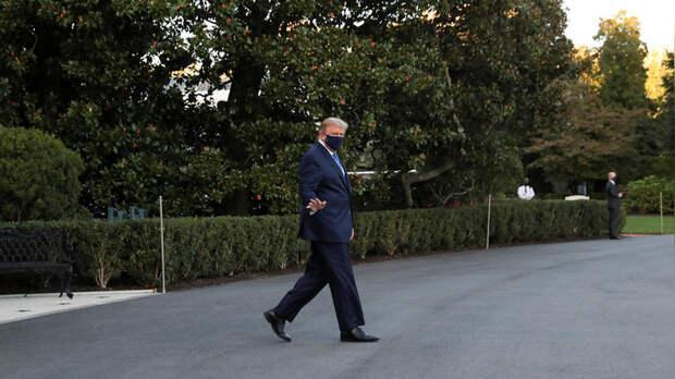 CNN: редкий момент единства — мировые лидеры пожелали Трампу скорейшего выздоровления