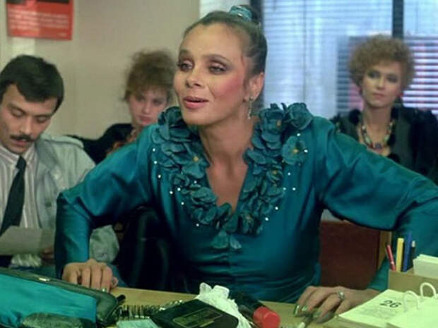 Любимые советские актрисы. Любовь Полищук