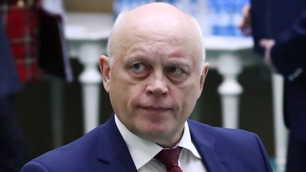 Сенатор Совфеда решил оставить политику ради тюменского Газпрома