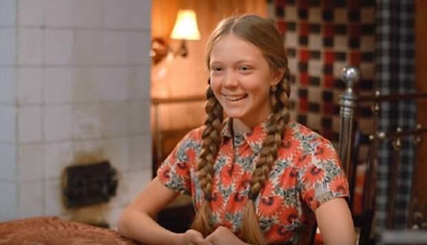 Какой стала младшенькая дочка Оля из комедии «Любовь и голуби», и в чем загадка ее исчезновения с экранов