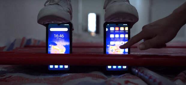 Первый в мире смартфон с тепловизионной камерой, IP69K, NFC и беспроводной зарядкой Ulefone Armor 11T 5G подтвердил свою надёжность в серии тестов
