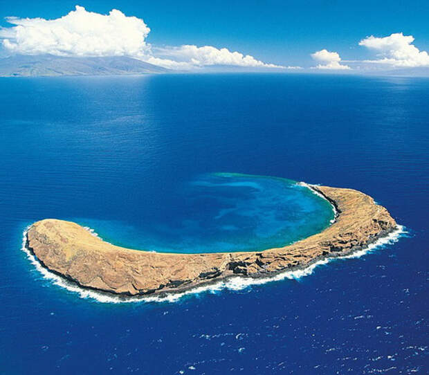 Молокини (Molokini), Гавайи, США