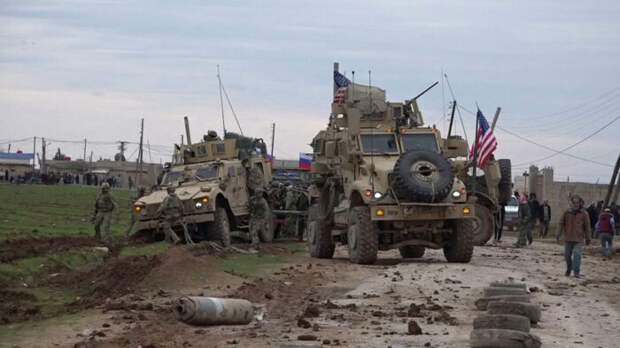 США играют нанервах русских вСирии, не исключена перестрелка