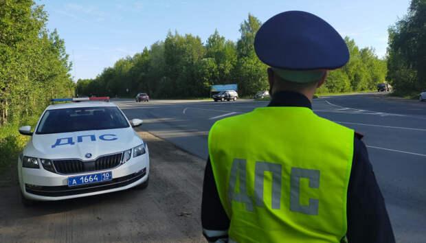 Массовые проверки пройдут сегодня на дорогах Петрозаводска