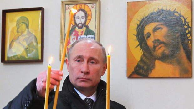 Политолог Лоуренс Соломон: В российском религиозном возрождении роль нового Папы принадлежит Путину