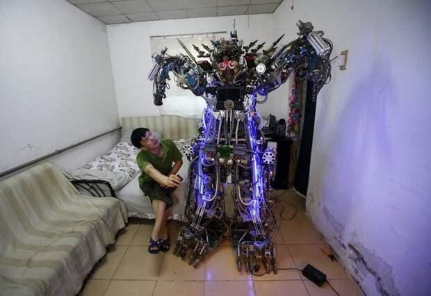Невероятные домашние изобретения простых китайцев