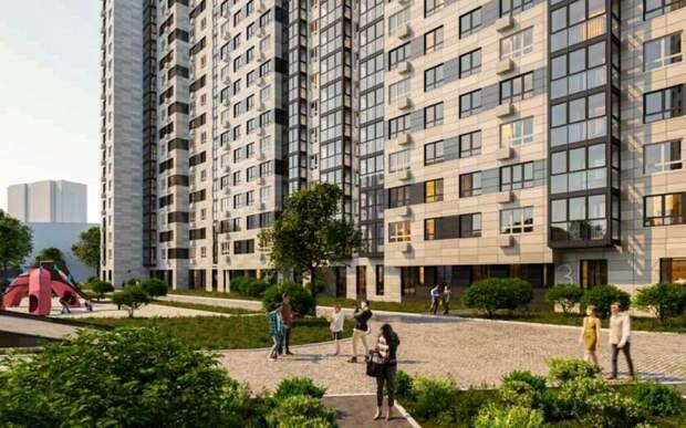 По программе реновации в Бабушкинском построят два жилых комплекса