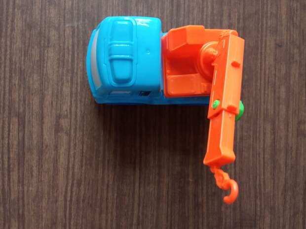 Недорогая разборная машинка для малыша