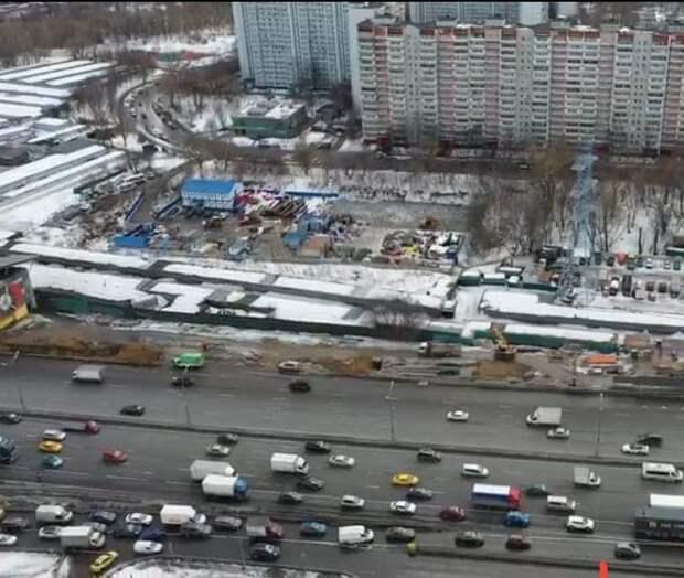 Строительство ФОКа с бассейном в Северном Медведкове сдвинем с мертвой точки – Алексей Шапошников
