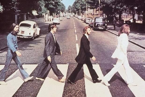 The Beatles выложили новый клип к 50-летию альбома Abbey Road