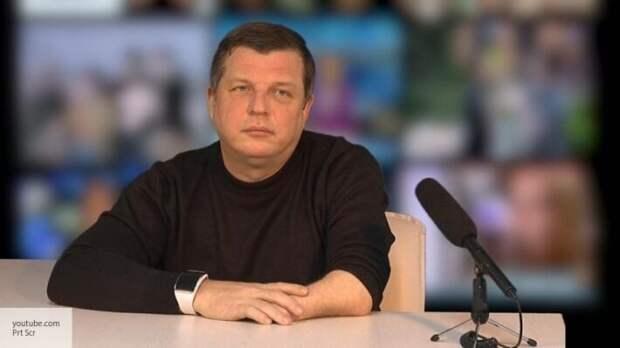 Журавко призвал Россию ввести миротворческие силы в Донбасс и принудить Киев к миру