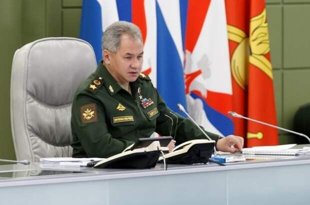 Шойгу рассказал о привлечении жителей тайги к подготовке военных