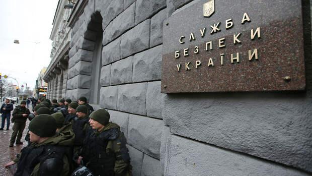 СБУ заявила о 100 тыс. российских военных у границы с Украиной
