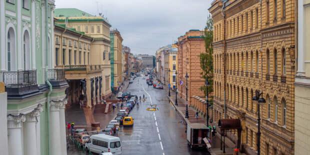 С улиц Петербурга вывезли почти 5 тысяч кубометров мусора