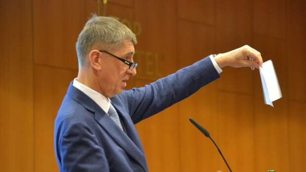 """Премьер Чехии призвал """"успокоить"""" атмосферу взаимоотношений Праги и Москвы"""