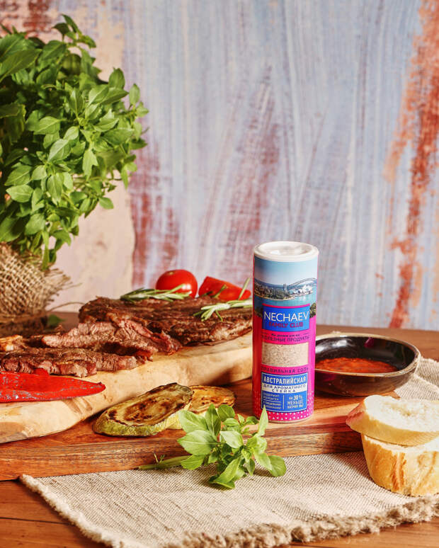 Nechaev Family Club: правильная соль