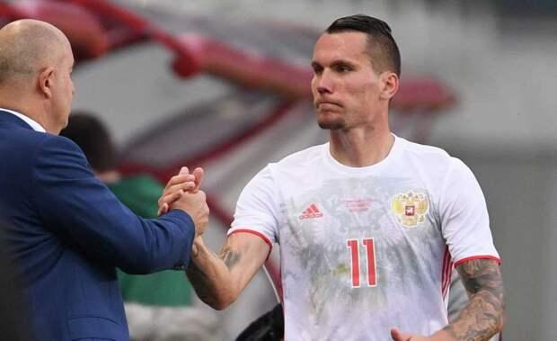 Кавазашвили: «Заболотный не соответствует уровню сборной России. Пусть не обижается, он немного дубоватый»