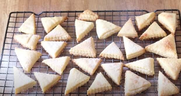 Печенье «Наполеон». Простейший рецепт слоеного печенья. Его любят все. Идеальная выпечка к чаю
