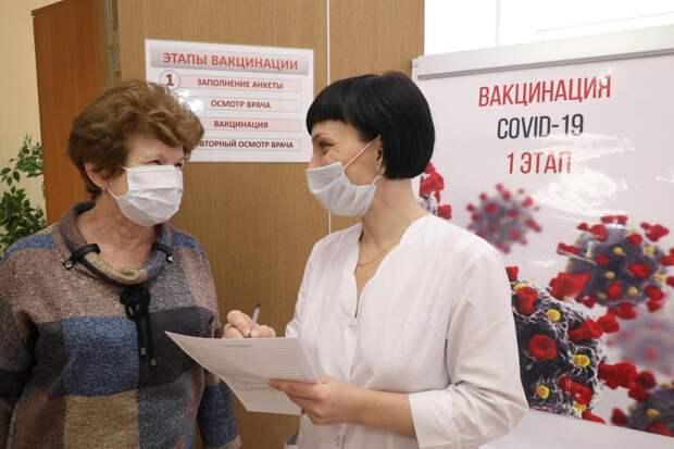 Вакцина «Спутник Лайт» появится в Нижегородской области осенью