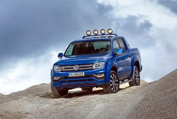 Volkswagen Amarok породит вседорожник