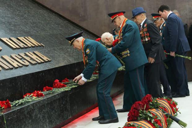 Возле Ржевского мемориала открыта железнодорожная станция
