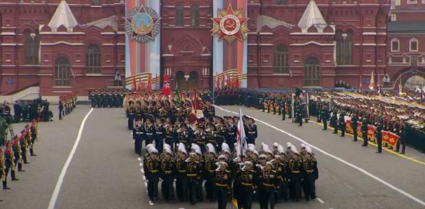 Путин назначил парад Победы на 24 июня