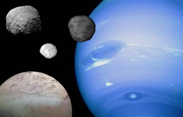Таинственный и незнакомый Нептун, восьмая планета Солнечной системы