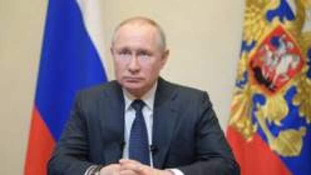 Путин о ситуации с COVID-19 в России