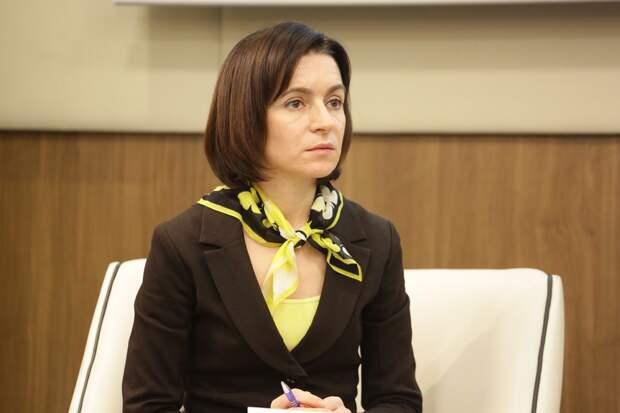 Государственный язык на сайте президента Молдавии сменили на румынский