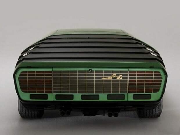 Alfa Romeo Carabo - 1968 авто, история, факты
