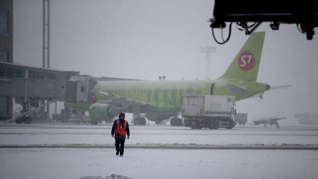 S7 Airlines россия