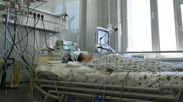 Пострадавшему при стрельбе в Казани ребенку провели 5-часовую операцию