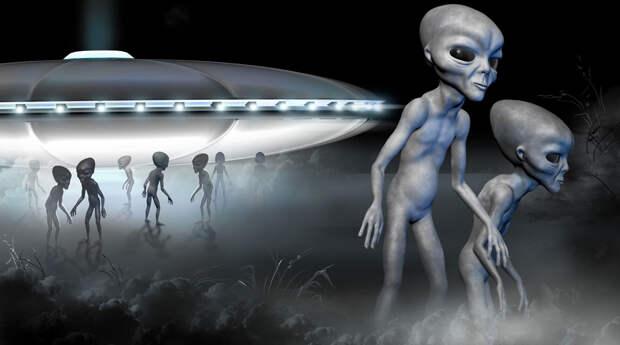 Американские ВВС пообещали защитить «инопланетян» в «Зоне 51» от штурма