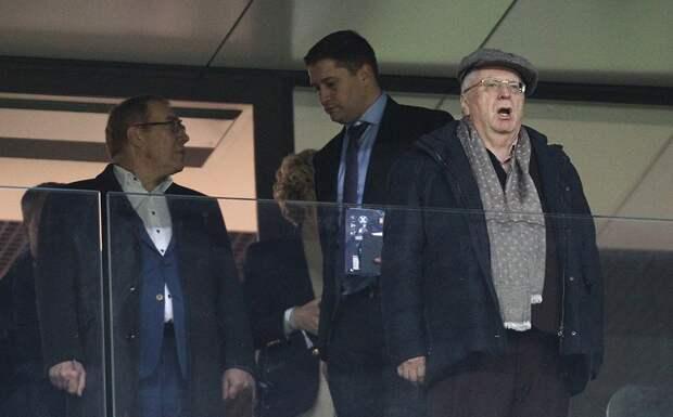 Жириновский назвал сборную России командой мечты: «Евро будет наш!»