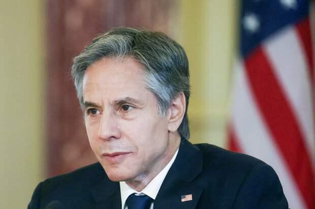 Блинкен: США своими действиями подрывали основанный на правилах порядок