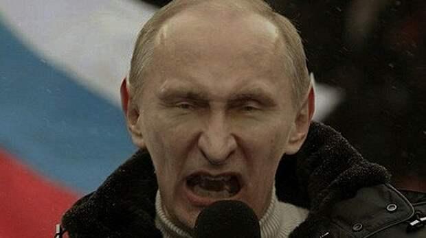 Убийца Путин займет пост президента России в 2018 году!