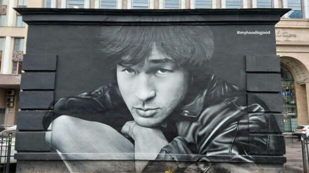 Первые городские площадки для граффити появятся в Петербурге