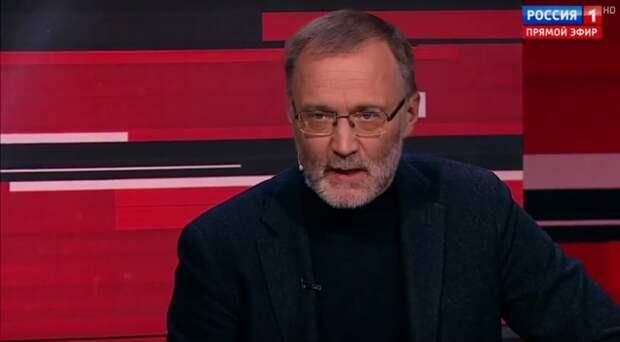 Михеев: спасибо Западу, что не оставил нам выбора - мы стали сильнее