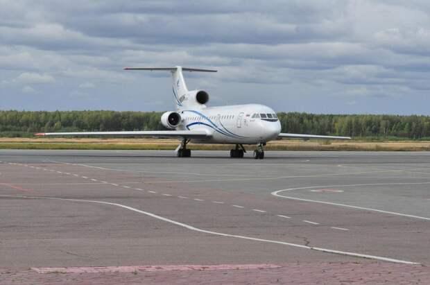 Рейсы в Белгород и Норильск из Стригино возобновятся в апреле