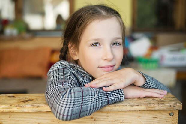 Поможем вместе: 7-летней крымчанке Серафиме нужна дорогостоящая реабилитация