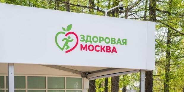 Собянин: В этом году летние поликлиники будут работать в 46 парках. Фото: М. Мишин mos.ru