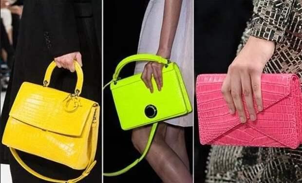 Как правильно подбирать дамскую сумочку к наряду