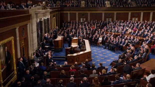 Конгресс США предложил объявить Китаю дипломатический бойкот