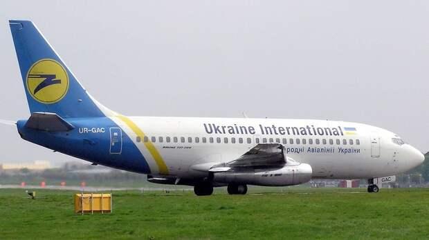 Одесский аэропорт «ломает» турецкие самолеты